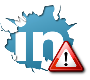 linkedin bad for business me unhappy