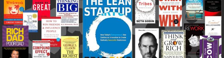 Boekenlijst Startups