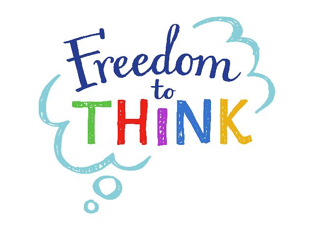 Vrijheid om te denken